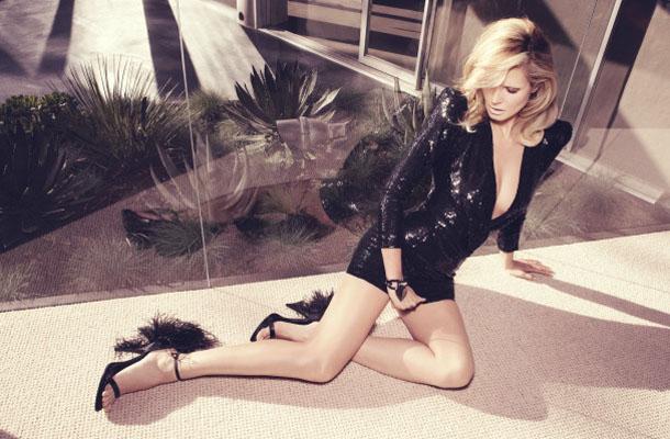 Paola Kudacki photographer fashion Heidi Klum
