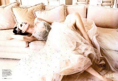 Floaty dress fashion photography