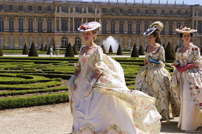 Garden Dress Marie Antoinette