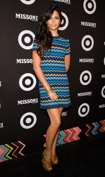 Camila Alves Missoni+Target Collection Launch