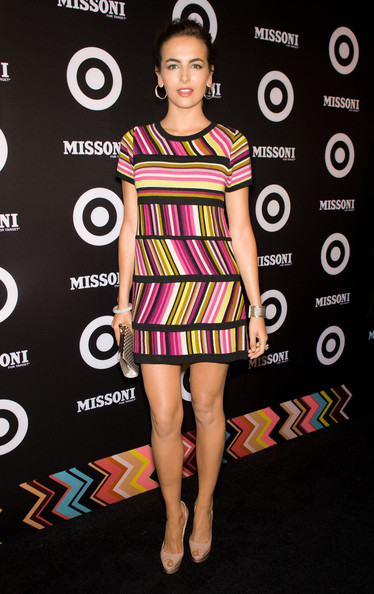 Camilla Belle Missoni+Target Collection Launch
