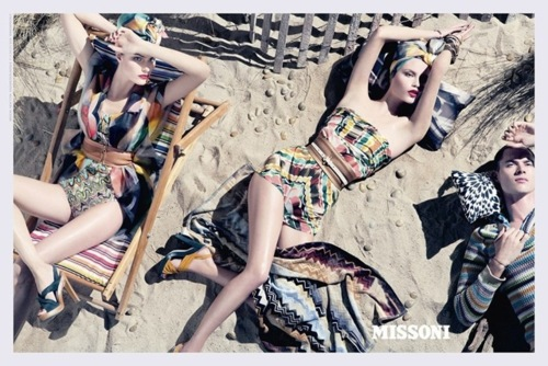 missoni advertisment