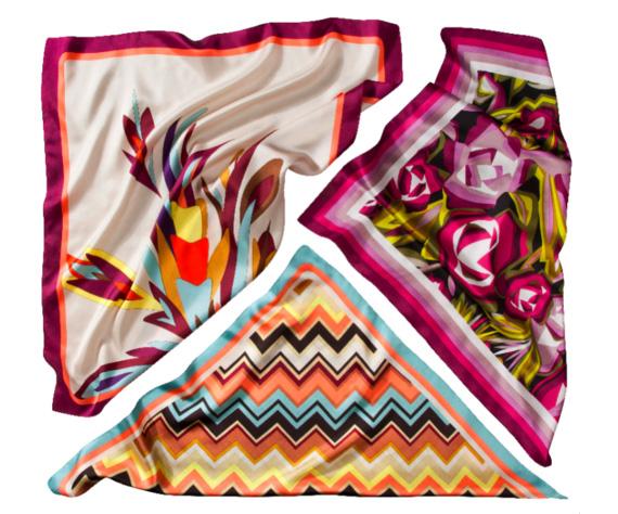 missoni+-target lookbook scarves