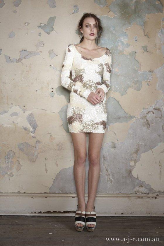 aje Kinolo Dress ss2011 2012