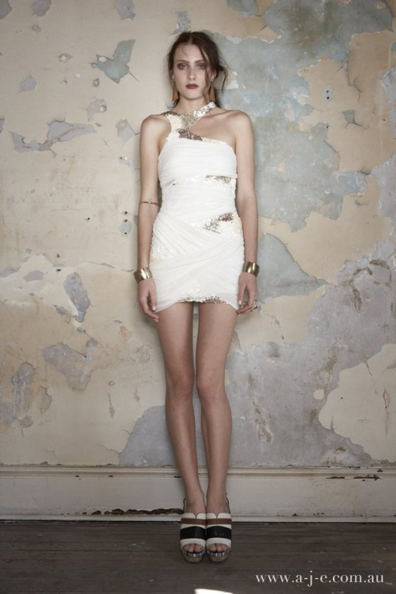 aje Presolo Dress ss2011 2012
