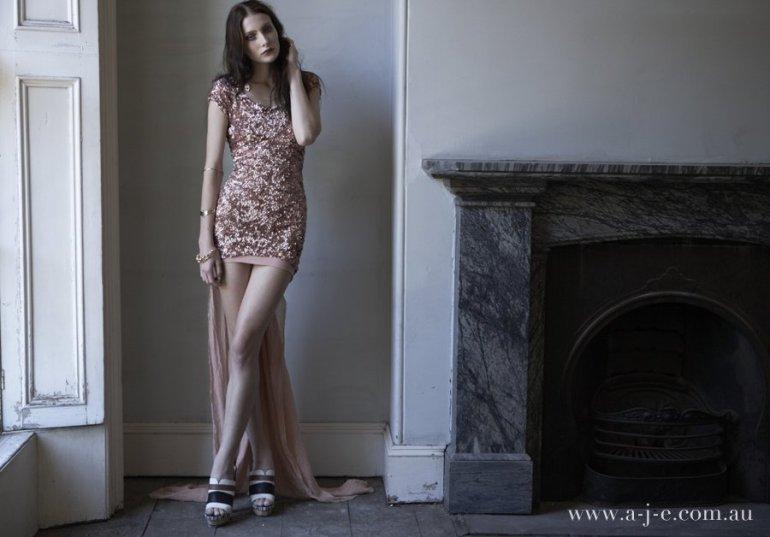aje Rantago dress ss2011 2012