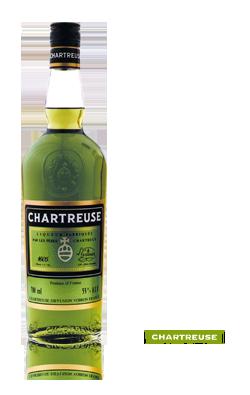 Chartreuse green Liquor