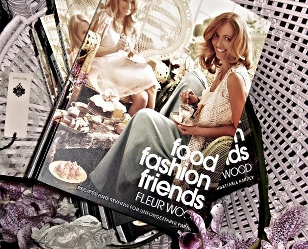 Fleur wood Food Fashion Friends fashionising