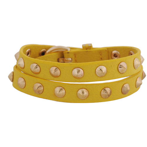 Forever 21 studded wrap around bracelet