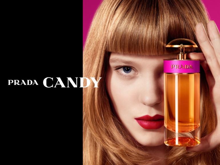 Prada Candy Print campaign
