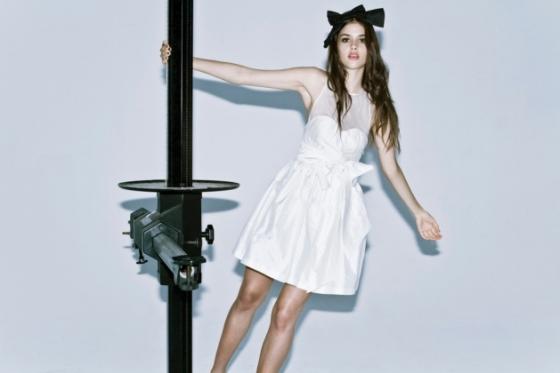 Lia Belle dress POA Ultra Suite