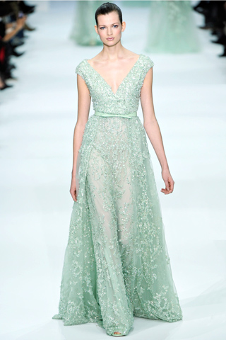 Ellie Saab spring 2012 couture