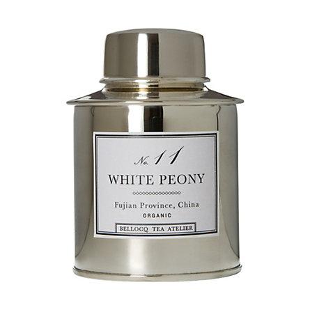 Terrain Bellocq white peony tea
