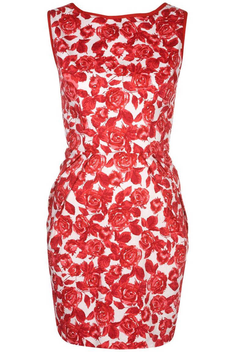 Amanda Dress by Jones and Jones Topshop