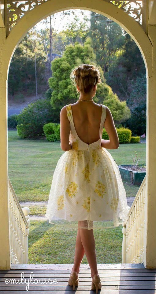 Fabled and true dress image by emilylouise design Vintage