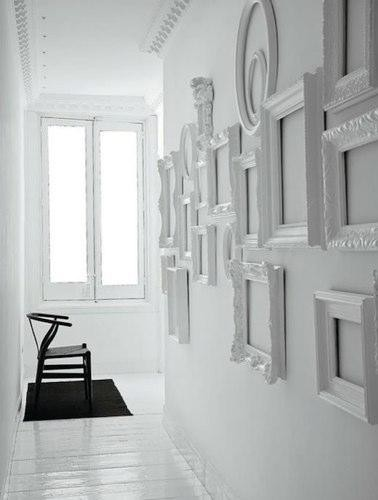 interior home wall art frames gallery white flowers design inspiration ladylikei