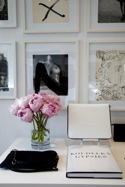 interior home wall art frames gallery white flowers design inspiration