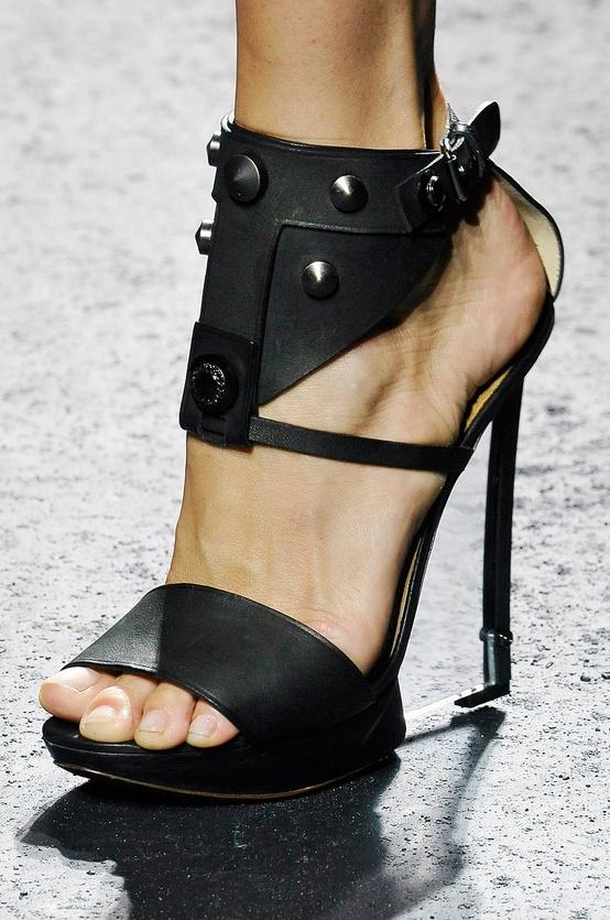 Lanvin heels strappy