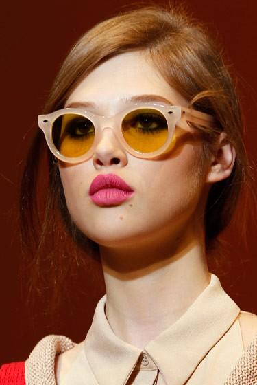 nude sunglasses cacharel