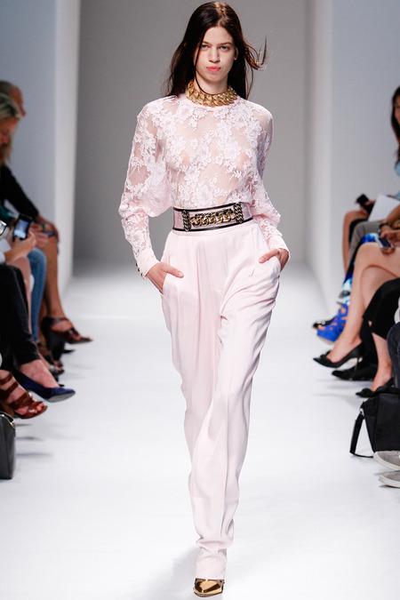 balmain spring 2014 ready to wear 1