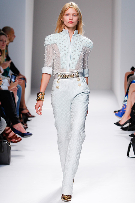 balmain spring 2014 ready to wear 3