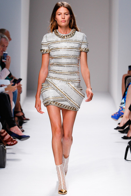 balmain spring 2014 ready to wear 5