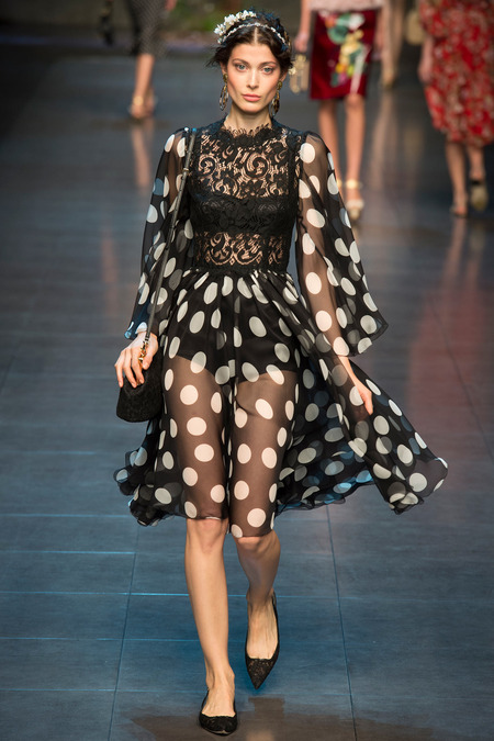 dolce and gabbana spring 2014 ready to wear 1
