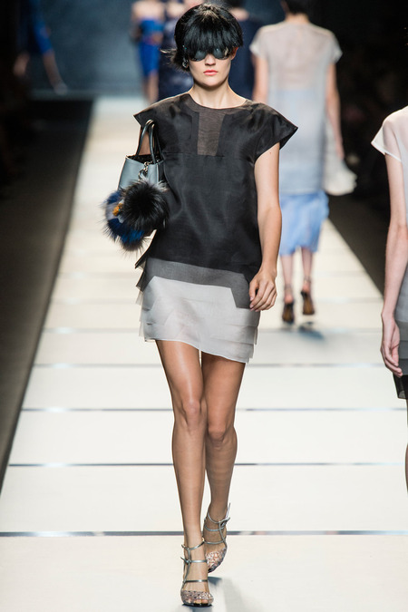 Fendi spring 2014 ready to wear 2