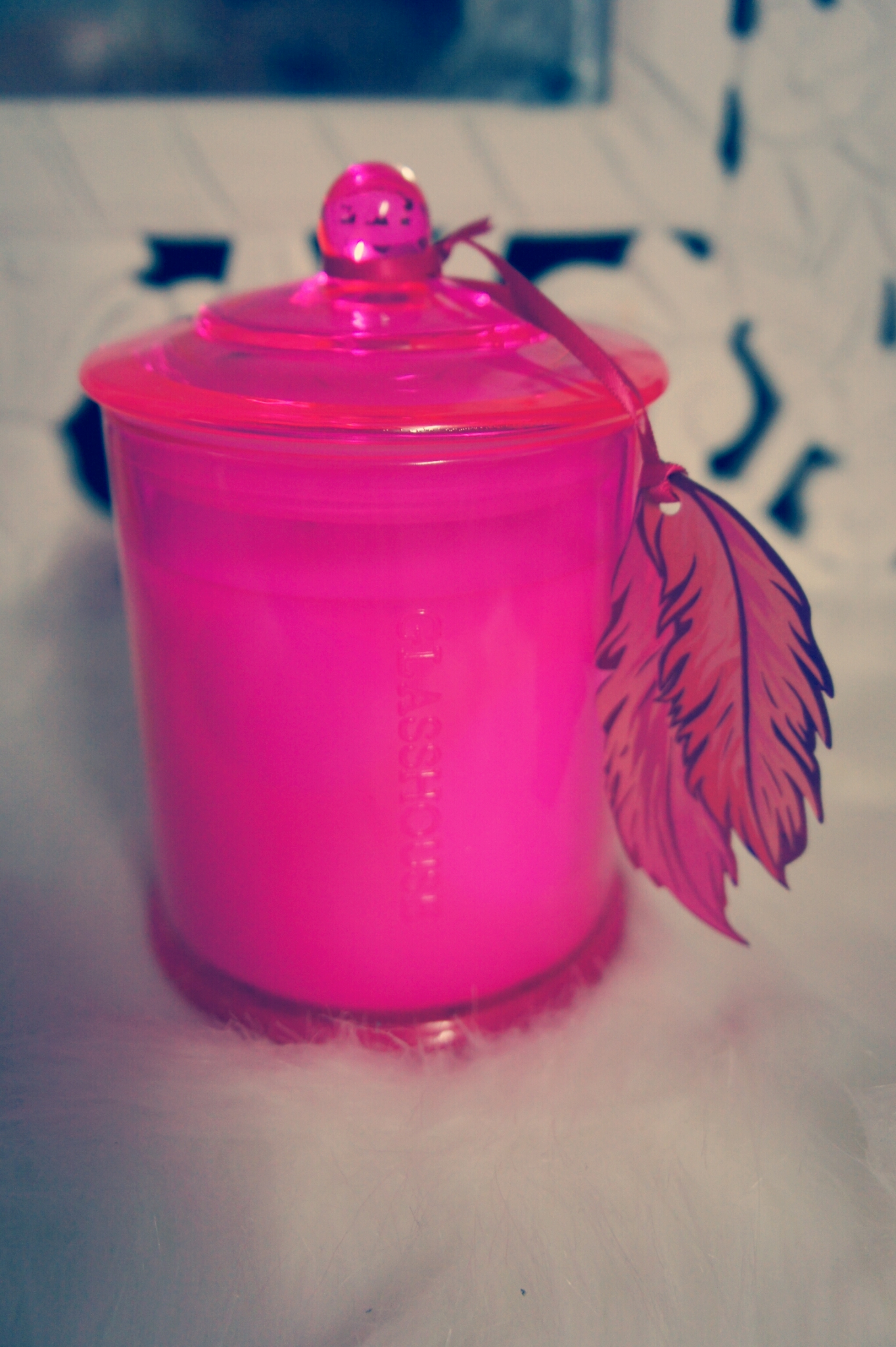 andle of the month – Glasshouse bireds of a feather pink lemonade ... - ^